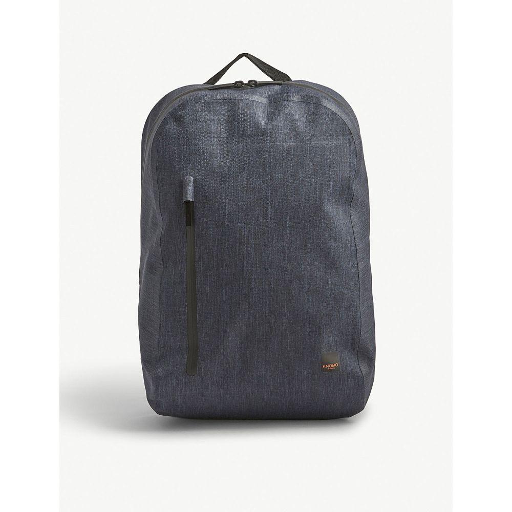 クノモ knomo レディース バッグ パソコンバッグ【thames harpsden water resistant laptop backpack 20l】Blue