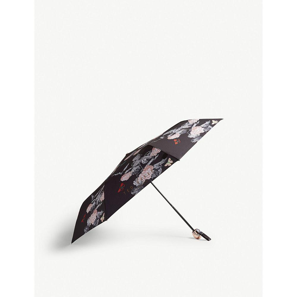 テッドベーカー ted baker レディース 傘【zackery umbrella】Black