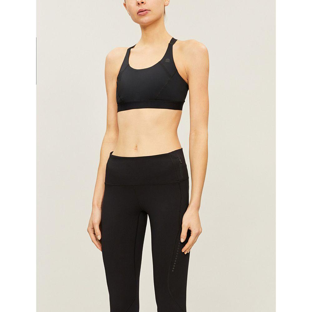 LNDR レディース インナー・下着 スポーツブラ【extra support stretch-jersey sports bra】Black