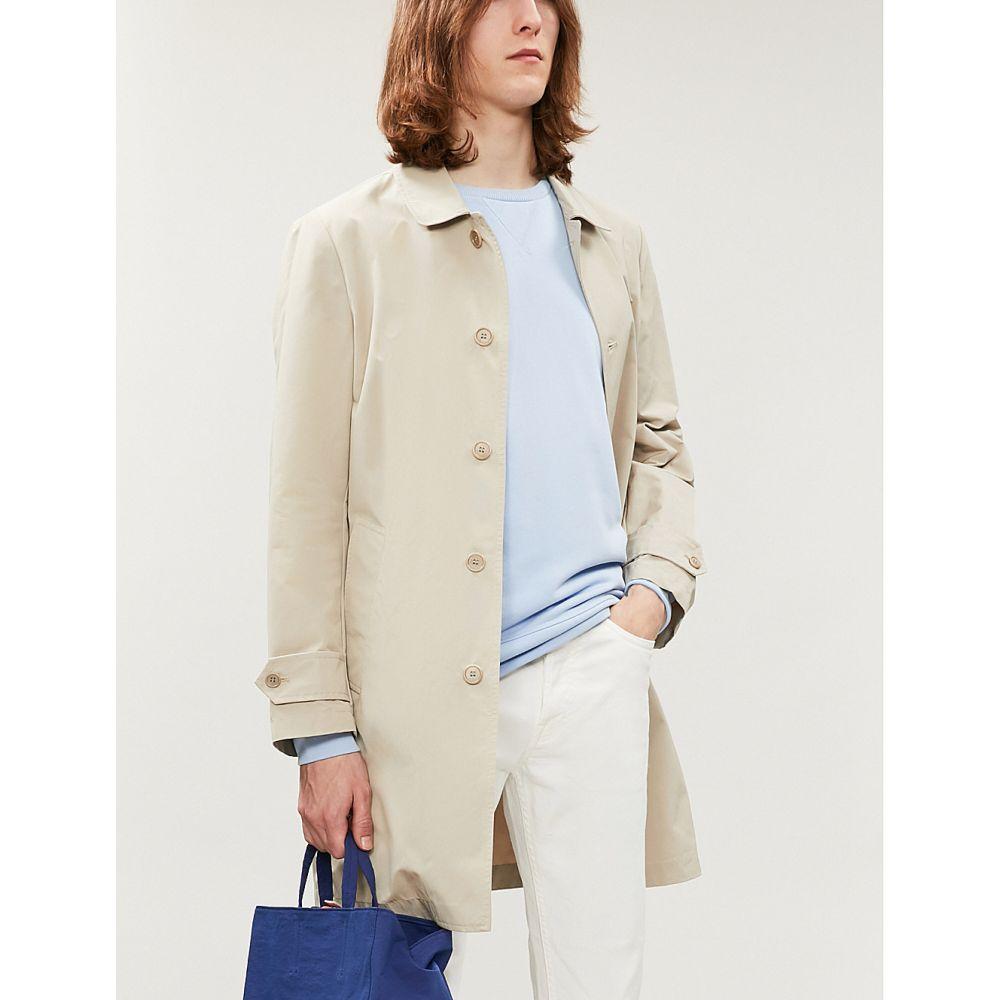 リース reiss メンズ トップス スウェット・トレーナー【ace crewneck jersey sweatshirt】Soft blue