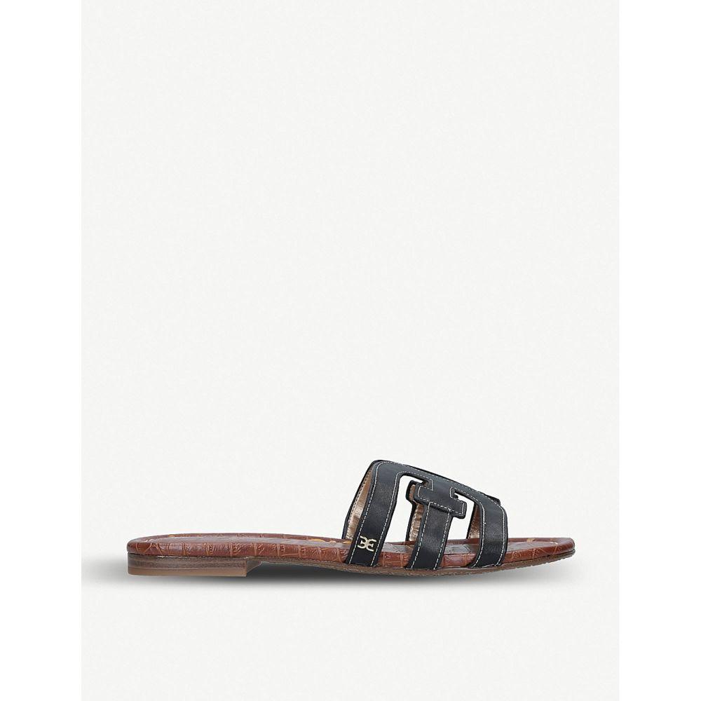 サム エデルマン sam edelman レディース シューズ・靴 サンダル・ミュール【bay double e leather sandals】Black