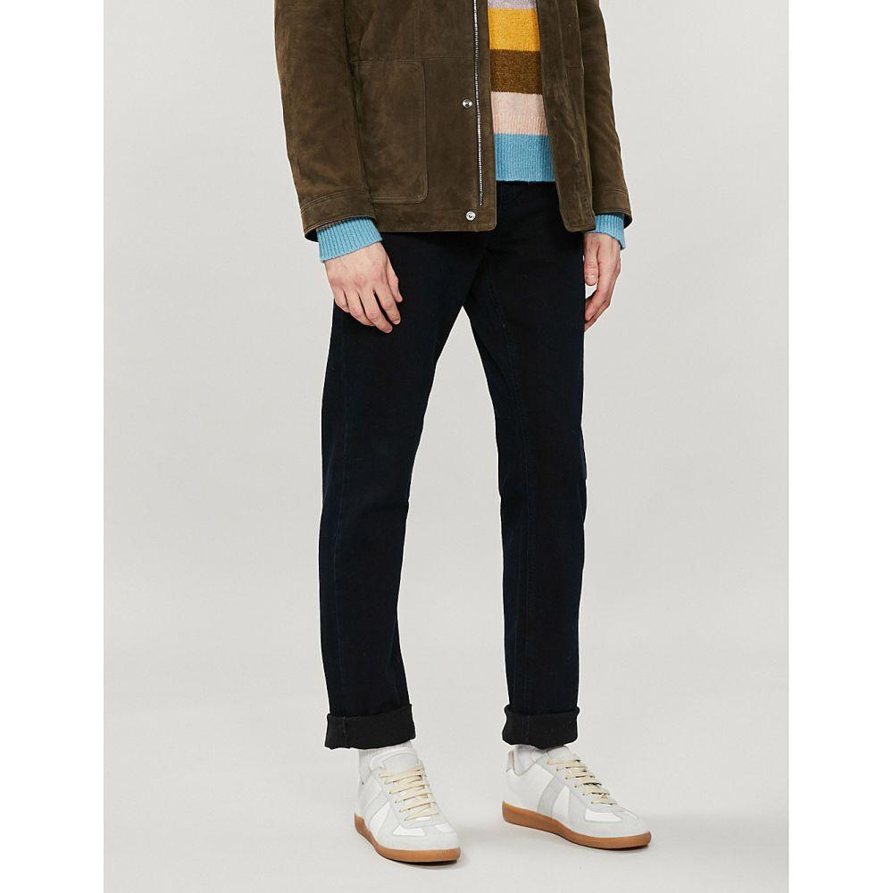 リース reiss メンズ ボトムス・パンツ ジーンズ・デニム【bruce slim-fit straight jeans】Navy
