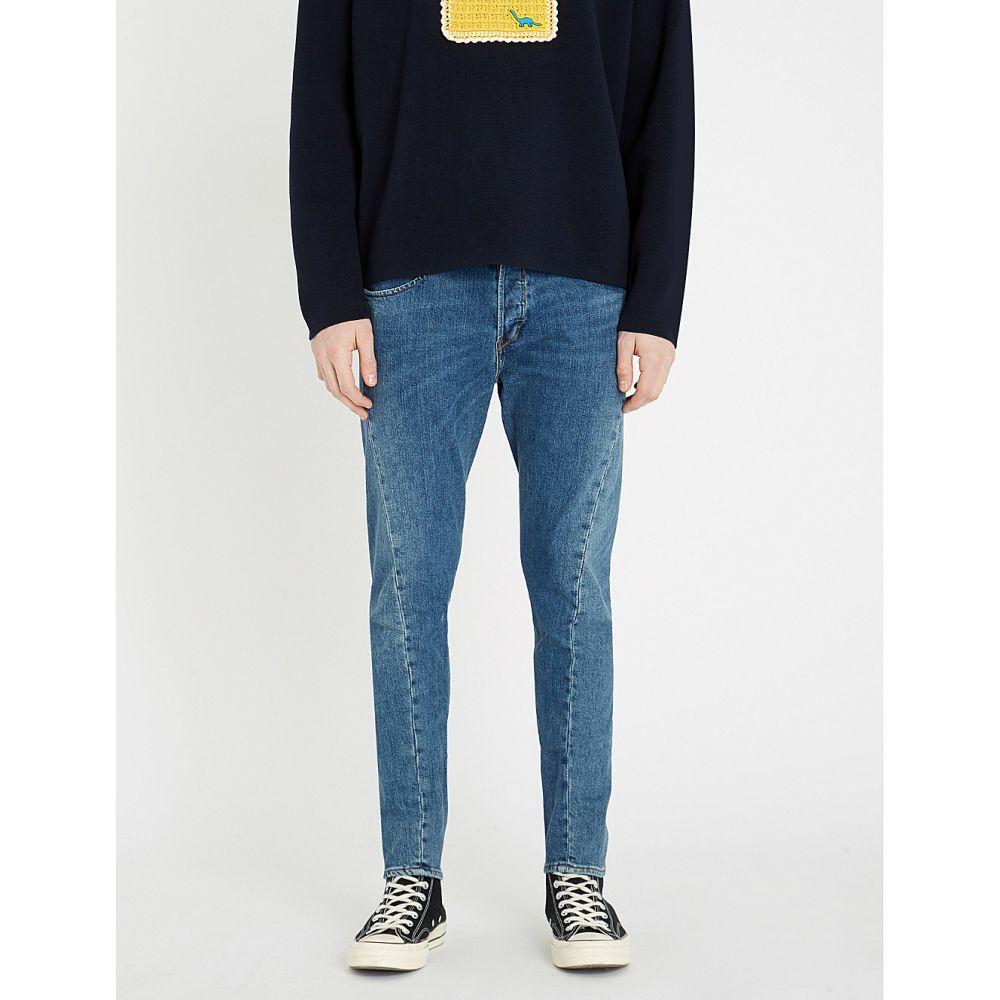 リーバイス levis メンズ ボトムス・パンツ ジーンズ・デニム【slim-fit tapered jeans】Blue