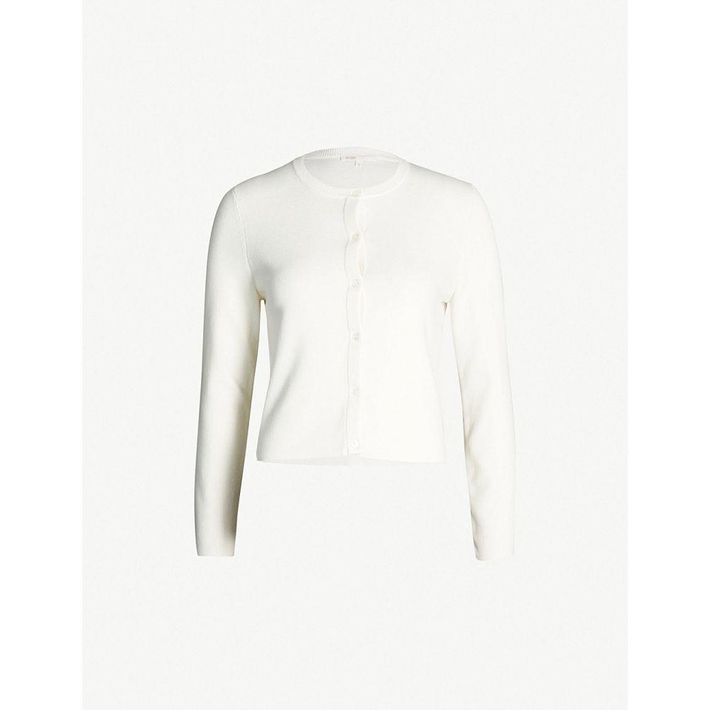 Womens Cotton Bolero Shrug Cardigan Long Sleeved Black White New UK XS S//M M//L