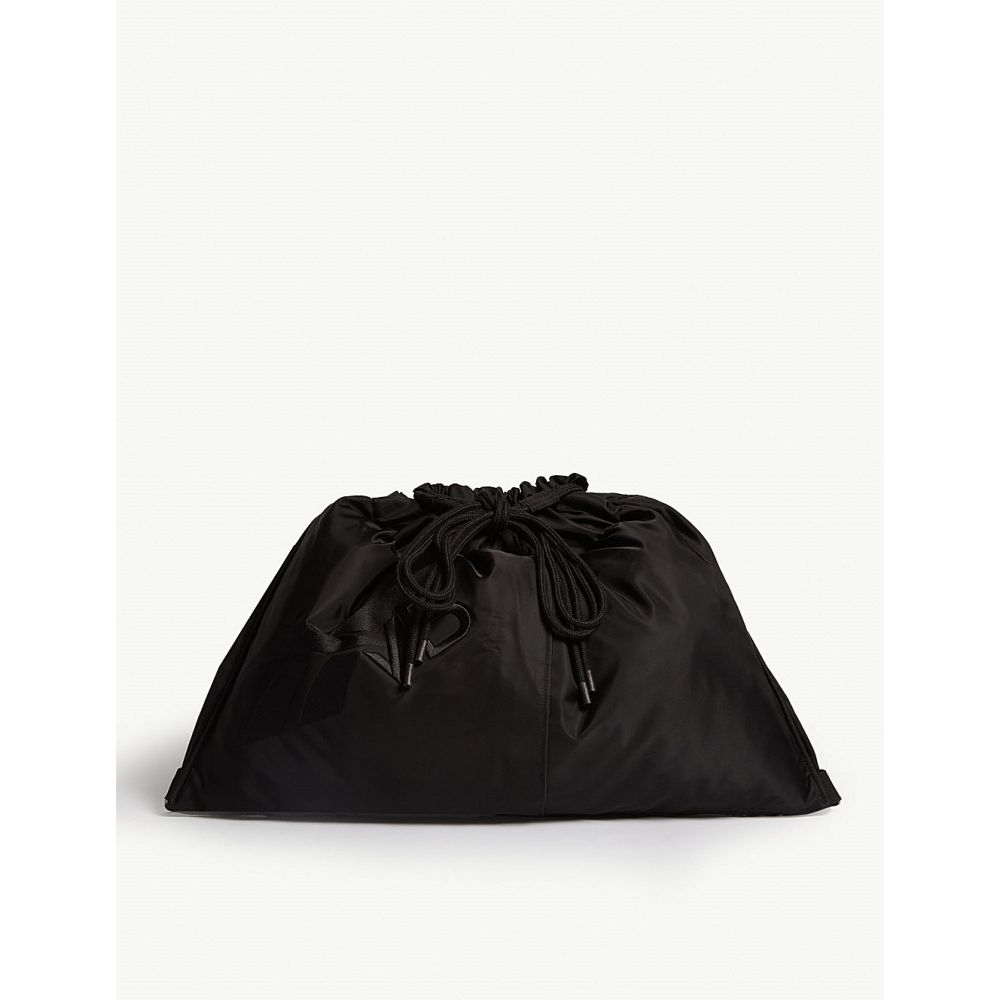 リーボック reebok x victoria beckham レディース バッグ【nylon multi-use gym bag】Black