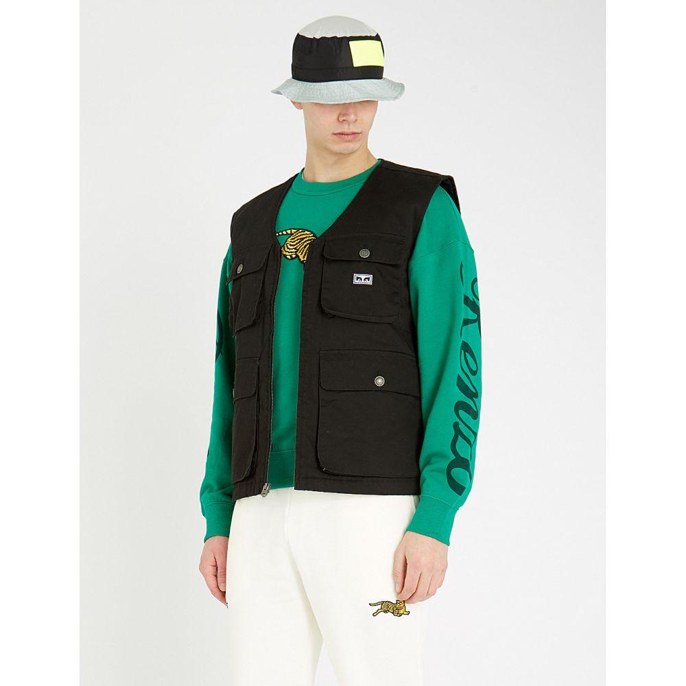 ケンゾー kenzo メンズ トップス スウェット・トレーナー【jumping tiger cotton-jersey sweatshirt】Grass green