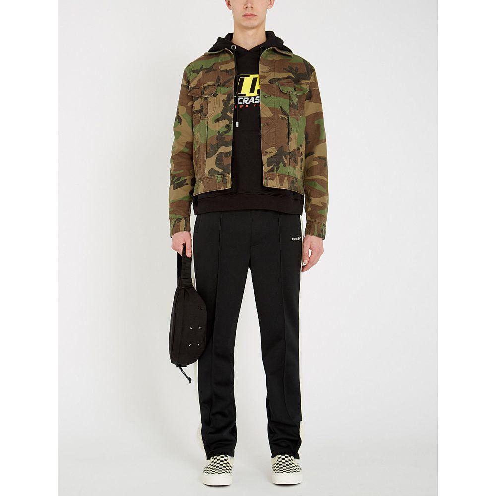 ラルフ ローレン polo ralph lauren メンズ アウター ジャケット【storm rider camouflage-print denim jacket】Fenton stretch camo