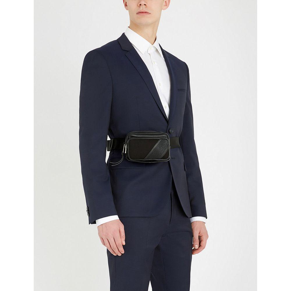 ヒューゴ ボス hugo メンズ アウター スーツ・ジャケット【slim-fit wool blazer】Dark blue
