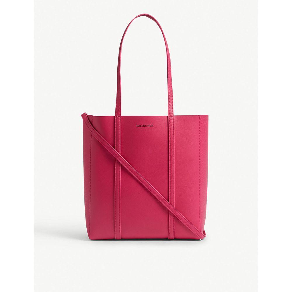 バレンシアガ balenciaga レディース バッグ トートバッグ【everyday mini leather tote】Magenta pink