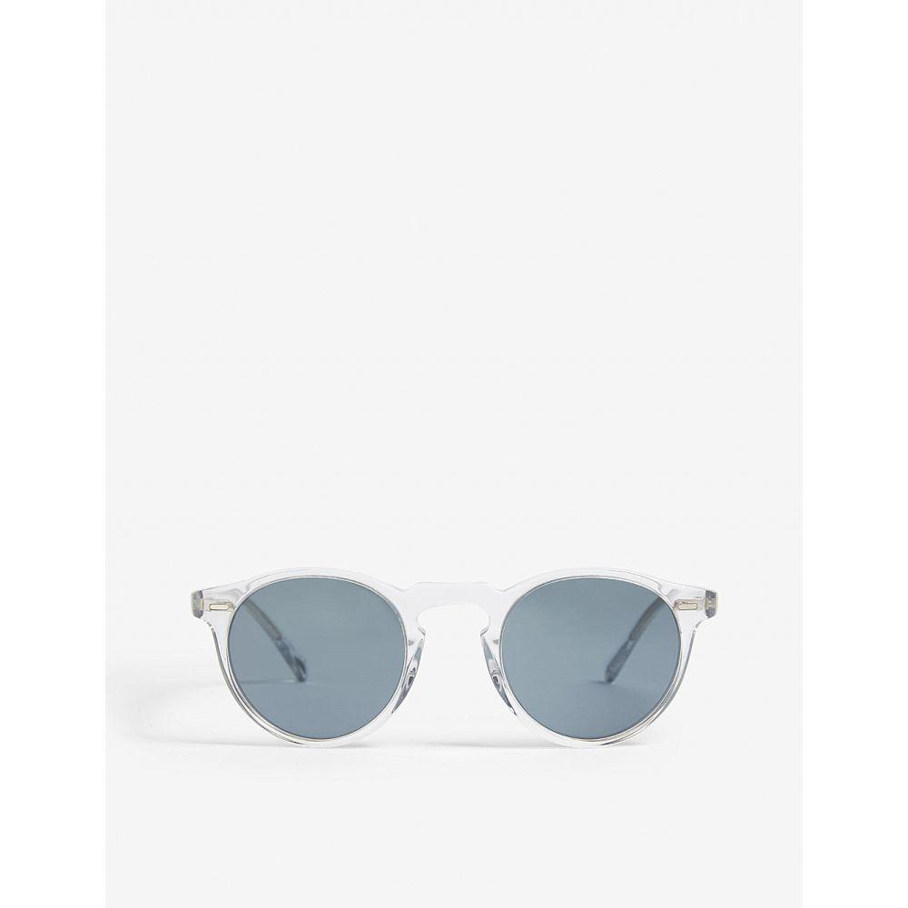 オリバーピープルズ oliver peoples レディース メガネ・サングラス【gregory peck phantos sunglasses】Clear