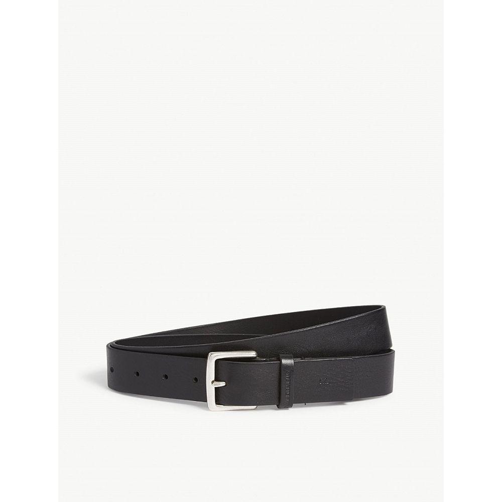 カルバンクライン calvin klein メンズ ベルト【classic leather belt】Black