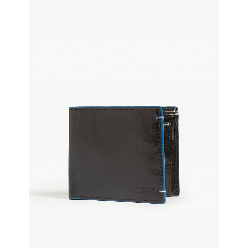 テッドベーカー ted baker メンズ 財布【chicoin leather billfold wallet】Black