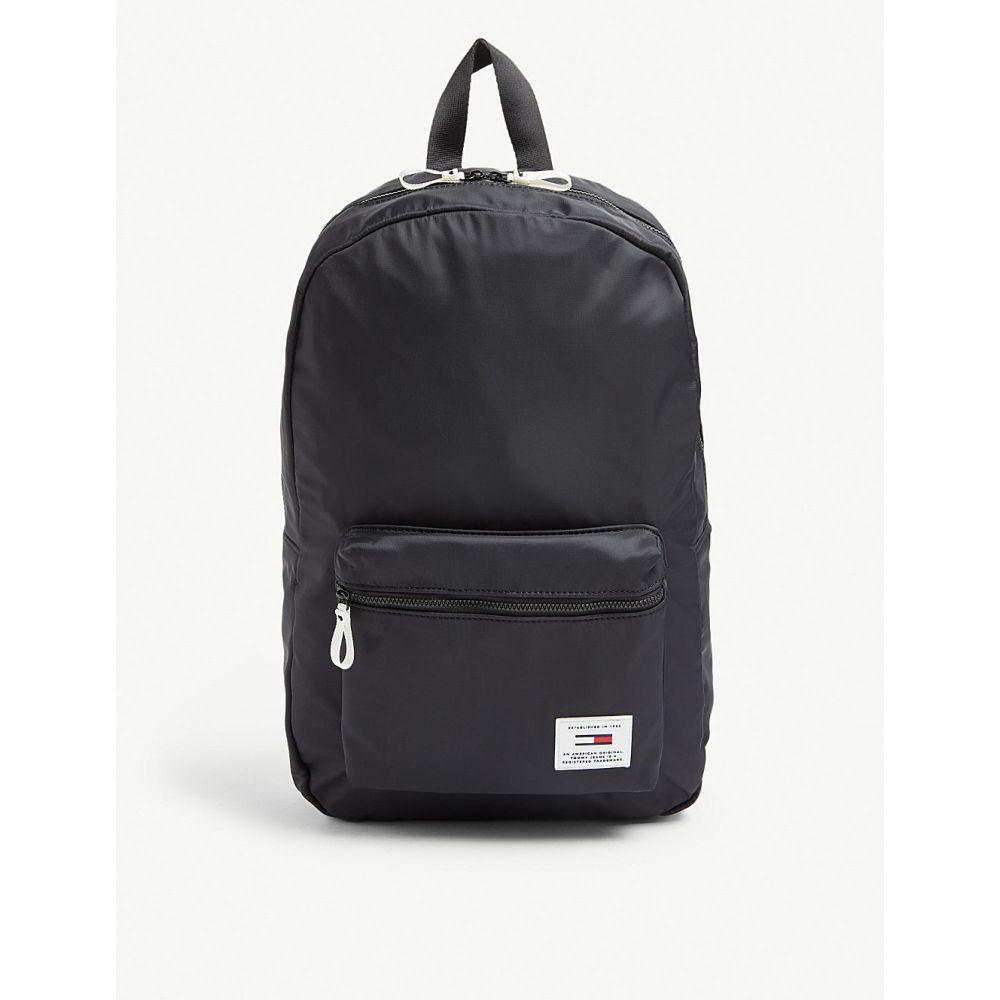 トミー ヒルフィガー tommy hilfiger メンズ バッグ パソコンバッグ【tj tech laptop backpack】Black
