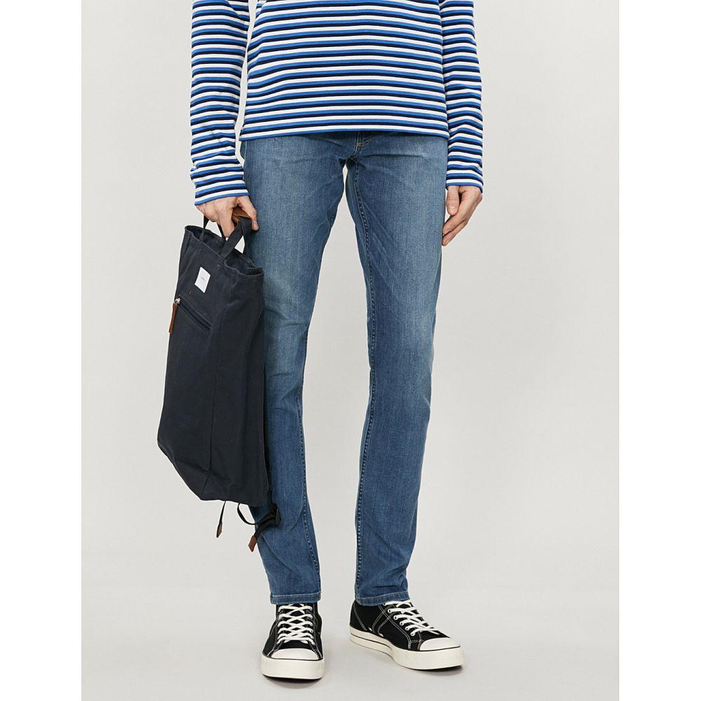 ペイジ paige メンズ ボトムス・パンツ skinny-fit ジーンズ・デニム tapered【lennox jeans】Cartwright skinny-fit tapered jeans】Cartwright, 利根村:0a2b00d3 --- sunward.msk.ru