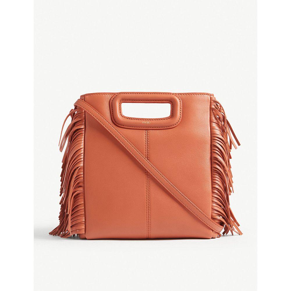 マージュ maje レディース バッグ ショルダーバッグ【m shoulder bag】Terracota