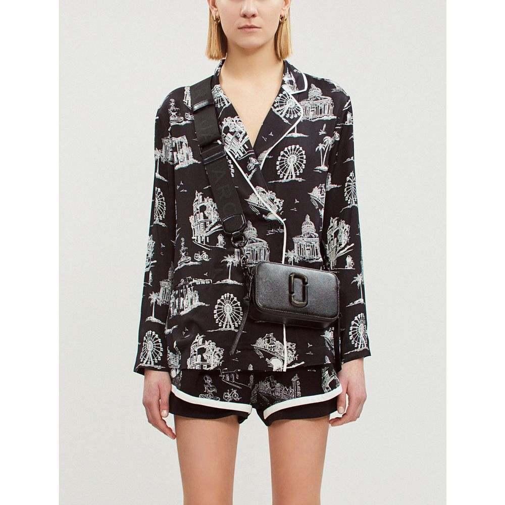 マージュ maje レディース トップス ブラウス・シャツ【cena satin pyjama shirt】Black