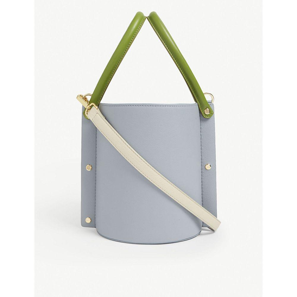ユゼフィ yuzefi レディース バッグ ハンドバッグ バッグ【cubo レディース bucket bucket bag】Blue/lilac, シモニタマチ:4d0fb083 --- sunward.msk.ru