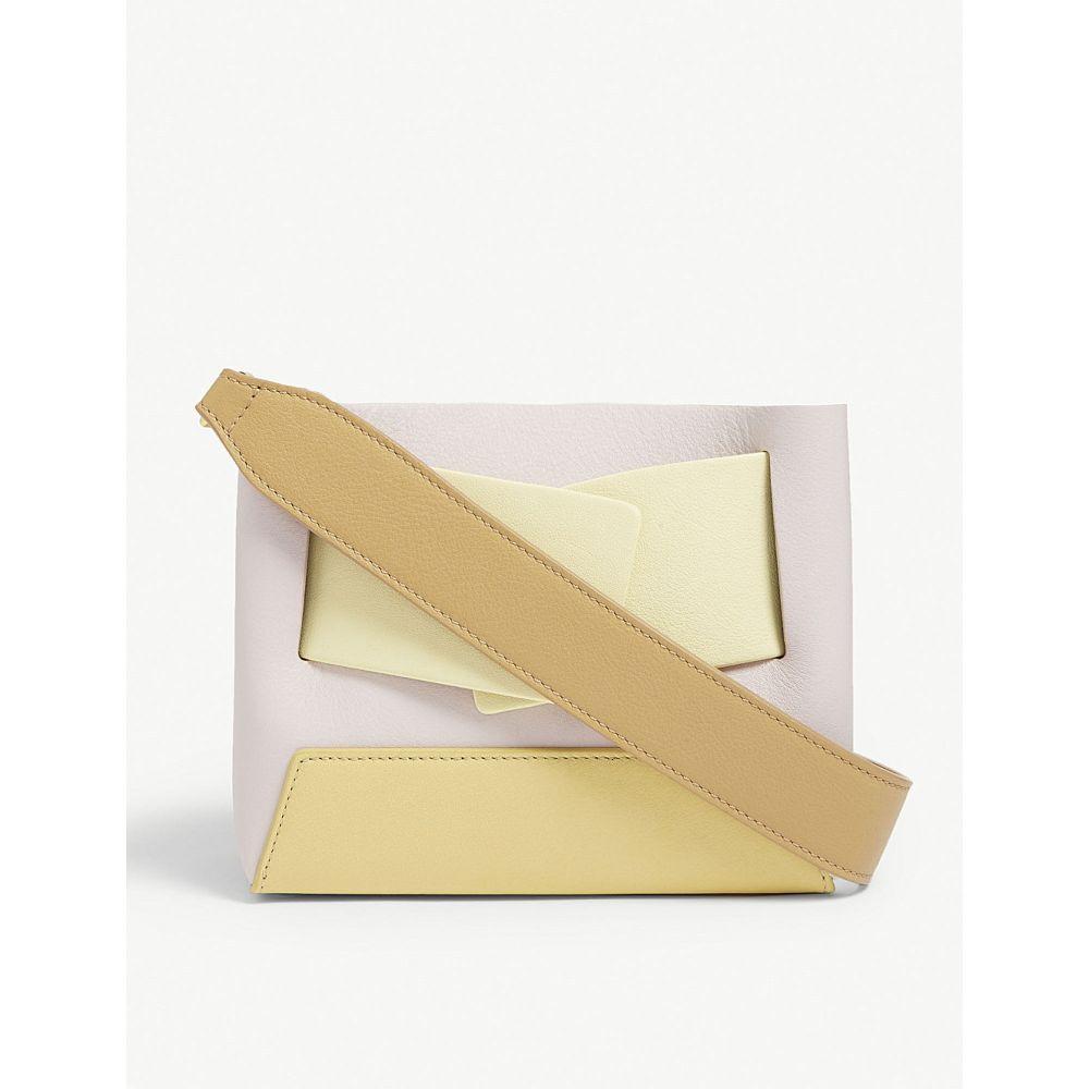 ユゼフィ yuzefi レディース バッグ ショルダーバッグ【dinky shoulder bag】Pink/yellow