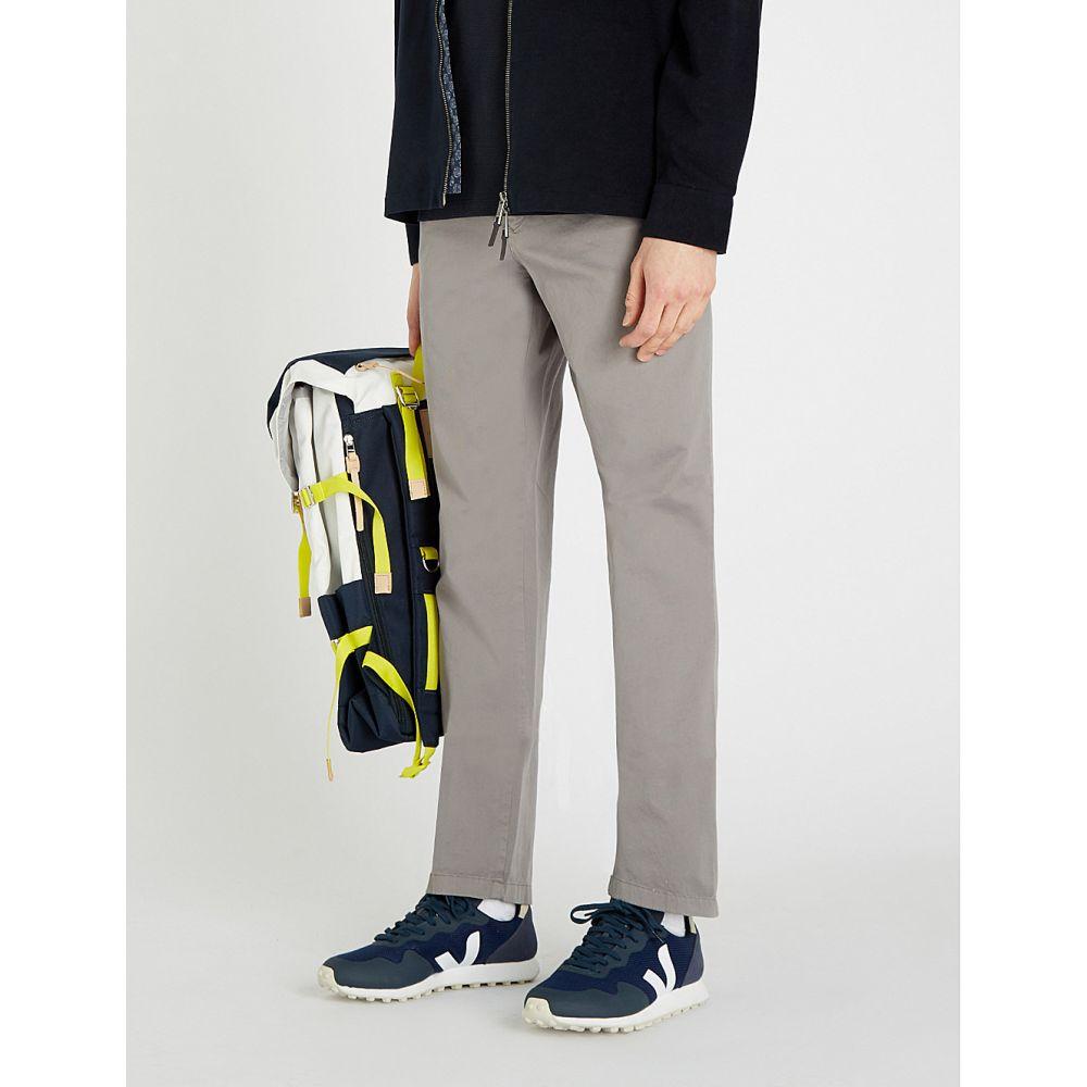 リース reiss メンズ ボトムス・パンツ チノパン【fielder slim-fit stretch-cotton straight-leg chinos】Grey
