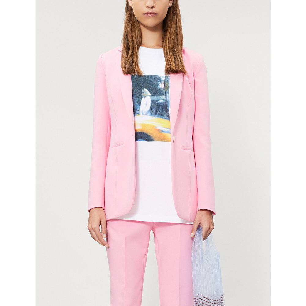 リカ rika by ulrika lundgren レディース トップス Tシャツ【jackie graphic-print cotton-jersey t-shirt】White 2
