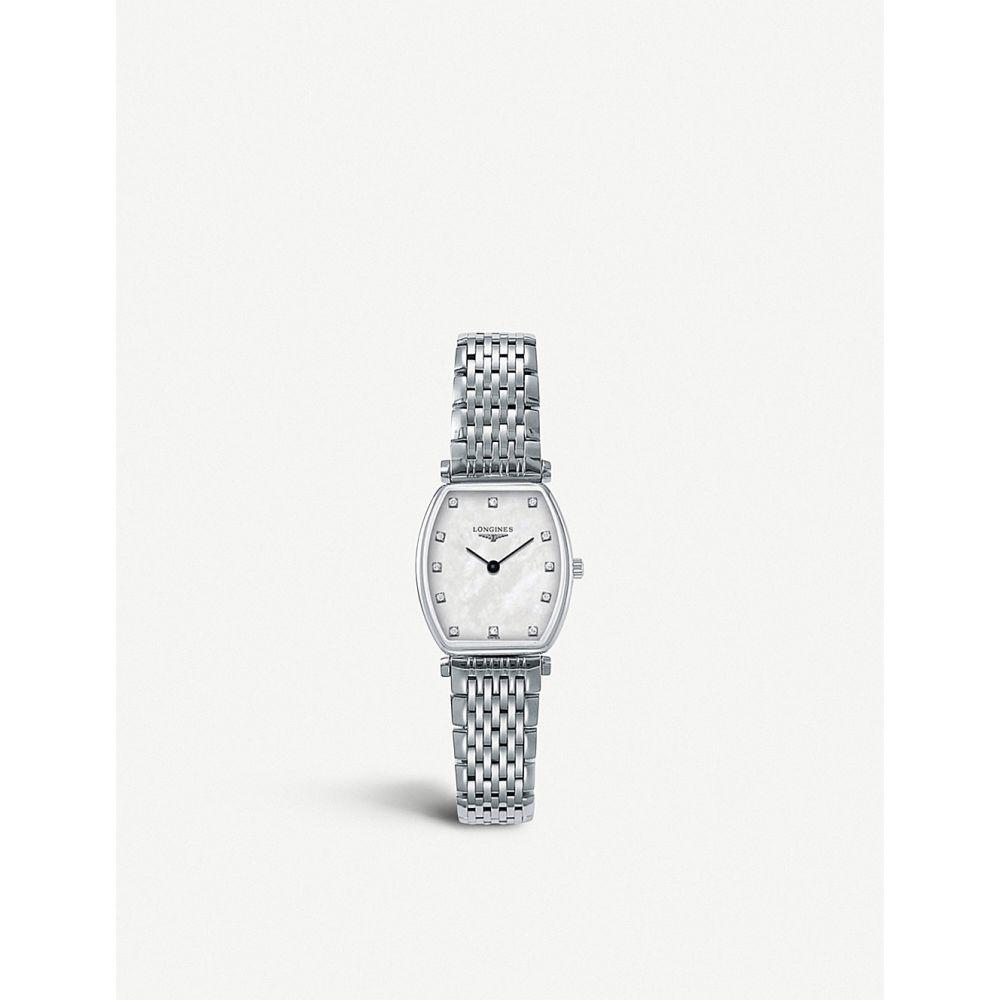 ロンジン longines レディース 腕時計【l42054876 la grande classique watch】Steel