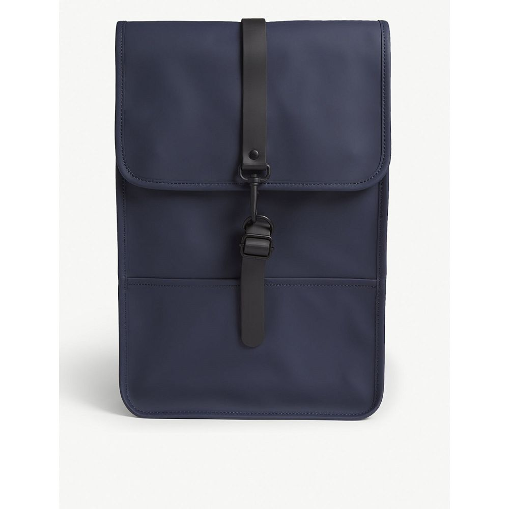 レインズ rains メンズ バッグ バックパック・リュック【mini backpack】Blue