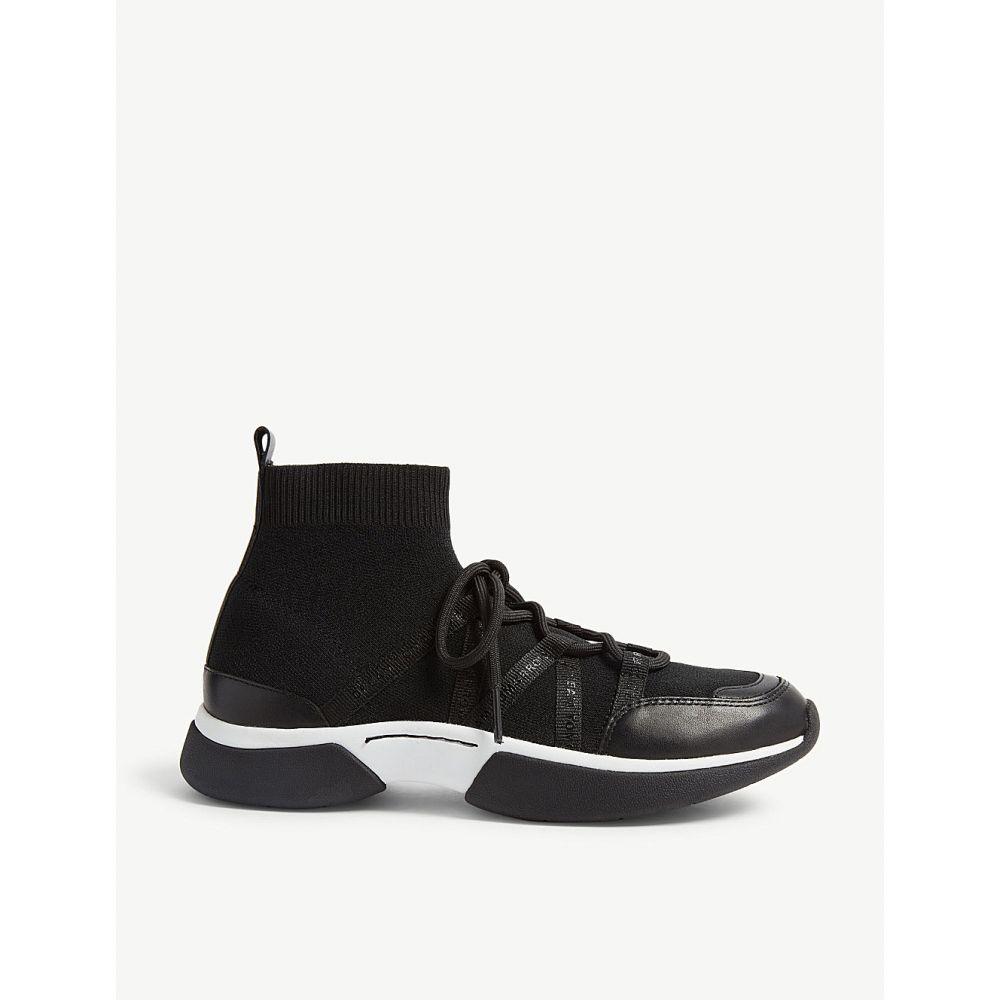 マージュ MAJE レディース シューズ・靴 スリッポン・フラット【Sock trainers】Black