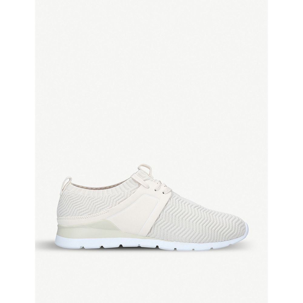 アグ UGG レディース シューズ・靴 スニーカー【Willows knit and nubuck trainers】White/oth