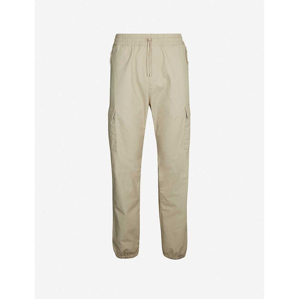 カーハート CARHARTT WIP メンズ ボトムス・パンツ ジョガーパンツ【Cargo cotton-twill jogging bottoms】Wall