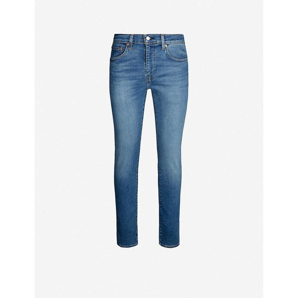 リーバイス LEVIS メンズ ボトムス・パンツ ジーンズ・デニム【519 Extreme Skinny slim-fit jeans】Cedar light overt adv