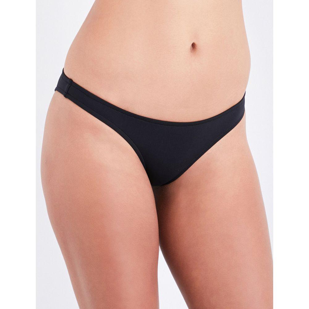 ジェッツ JETS BY JESSIKA ALLEN レディース 水着・ビーチウェア ボトムのみ【Jetset bikini bottoms】Black