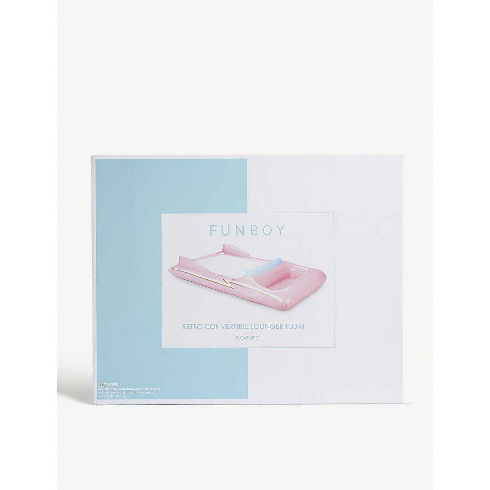 ファンボーイ FUNBOY レディース 雑貨【Retro convertible pool float】Pink