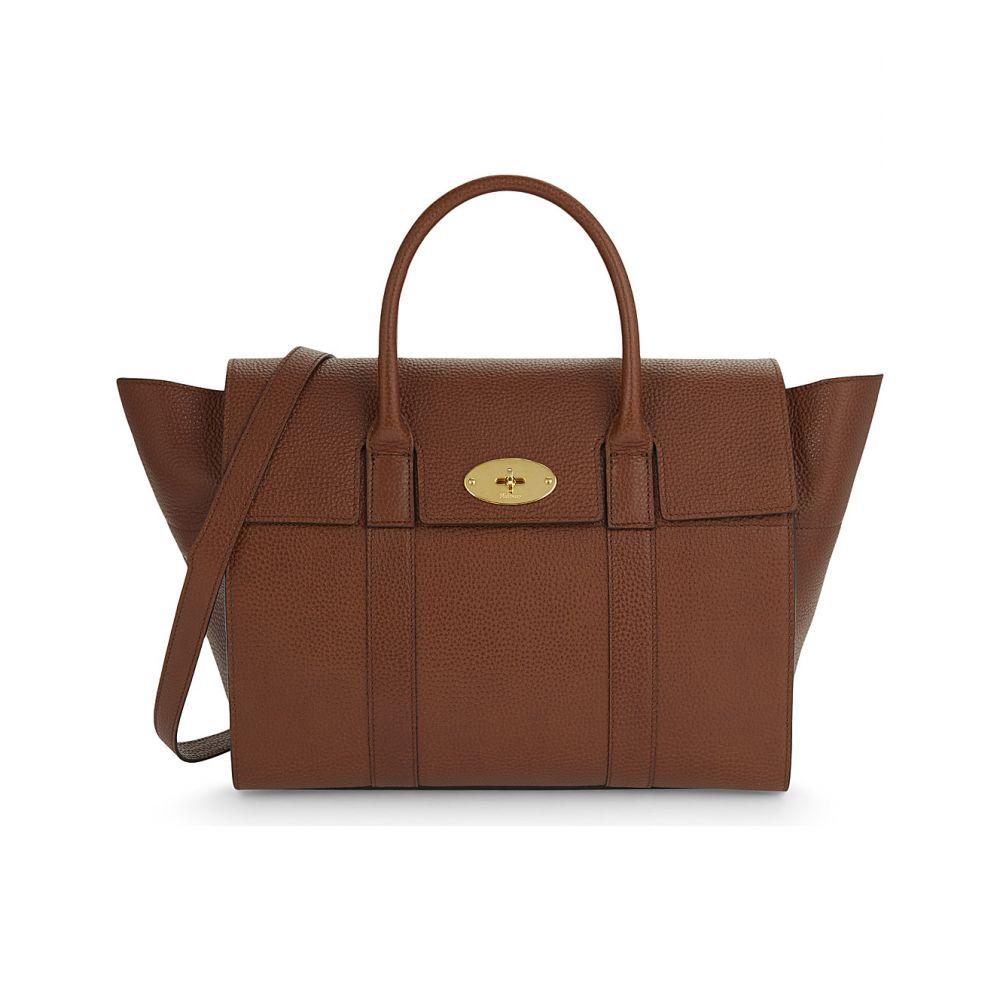 訳あり マルベリー MULBERRY tote】Oak レディース バッグ MULBERRY トートバッグ【Bayswater grained leather tote leather】Oak, cocoLingerie:ce600f6a --- spotlightonasia.com