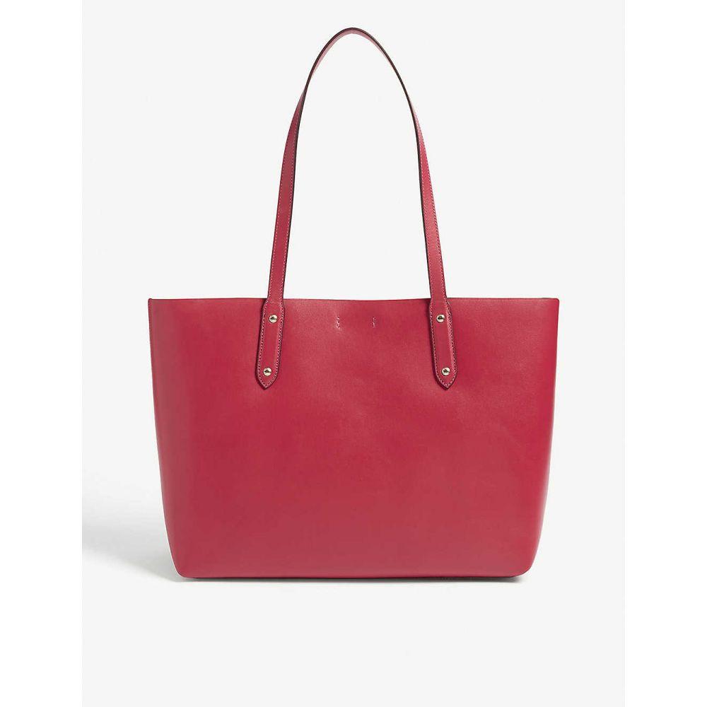 コーチ COACH レディース バッグ トートバッグ【Market leather tote】Gd/bright cherry