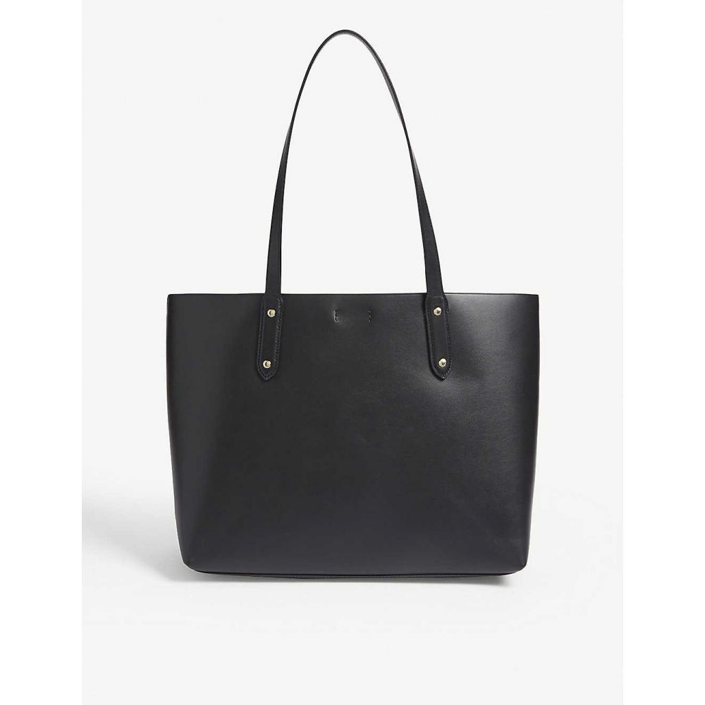 コーチ COACH レディース バッグ トートバッグ【Market leather tote】Gd/black