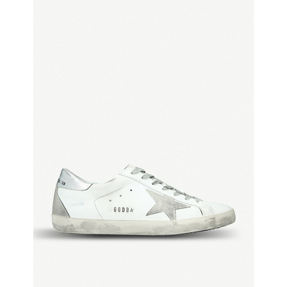 ゴールデン グース GOLDEN GOOSE メンズ シューズ・靴 スニーカー【Superstar leather trainers】White/oth