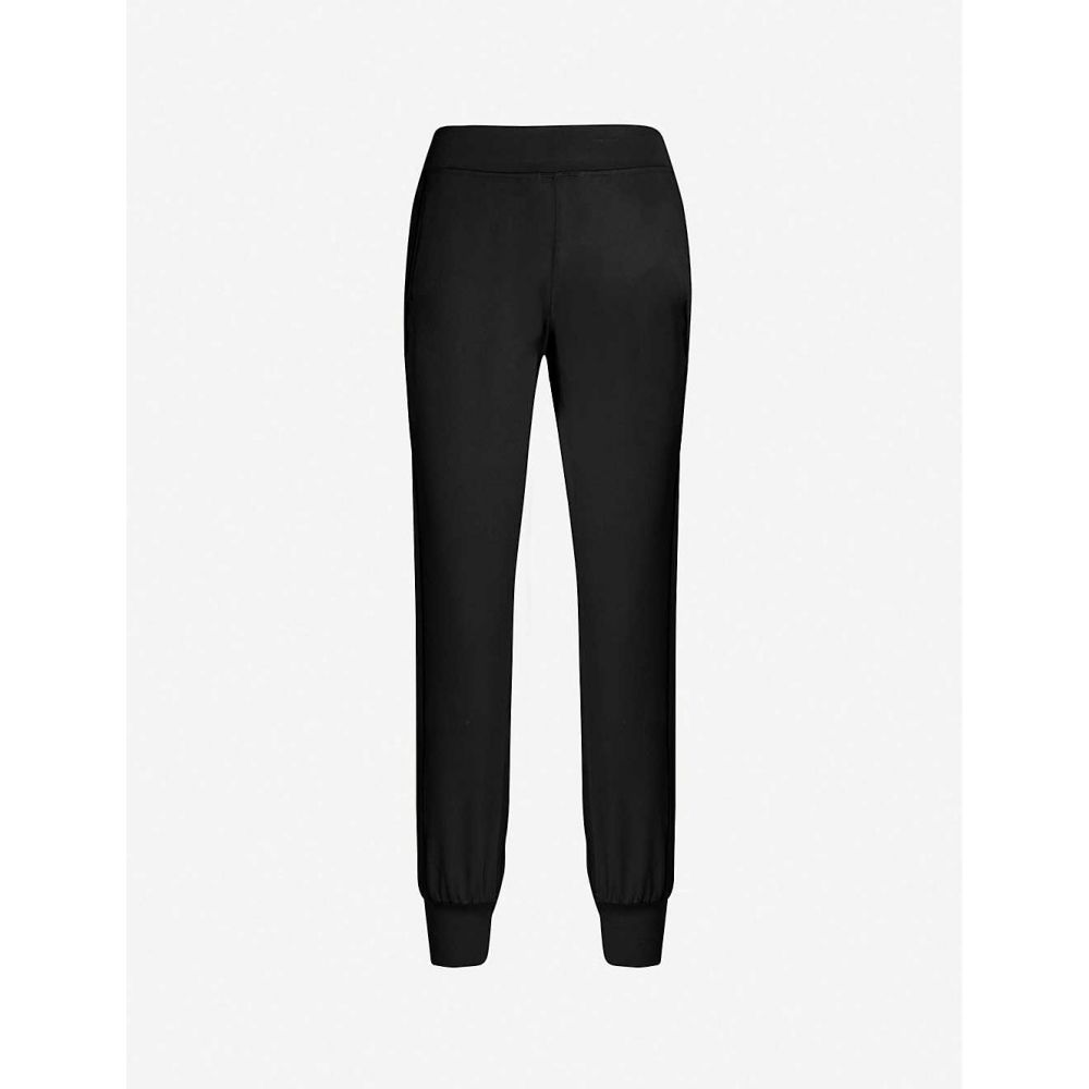 スウェッティベティ SWEATY BETTY レディース ボトムス・パンツ【Garudasana stretch-jersey trousers】Black