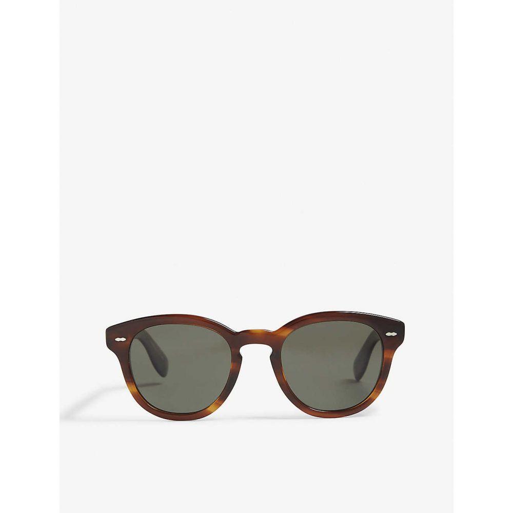 オリバーピープルズ OLIVER PEOPLES レディース メガネ・サングラス【Cary Grant Sun Pillow sunglasses】Black