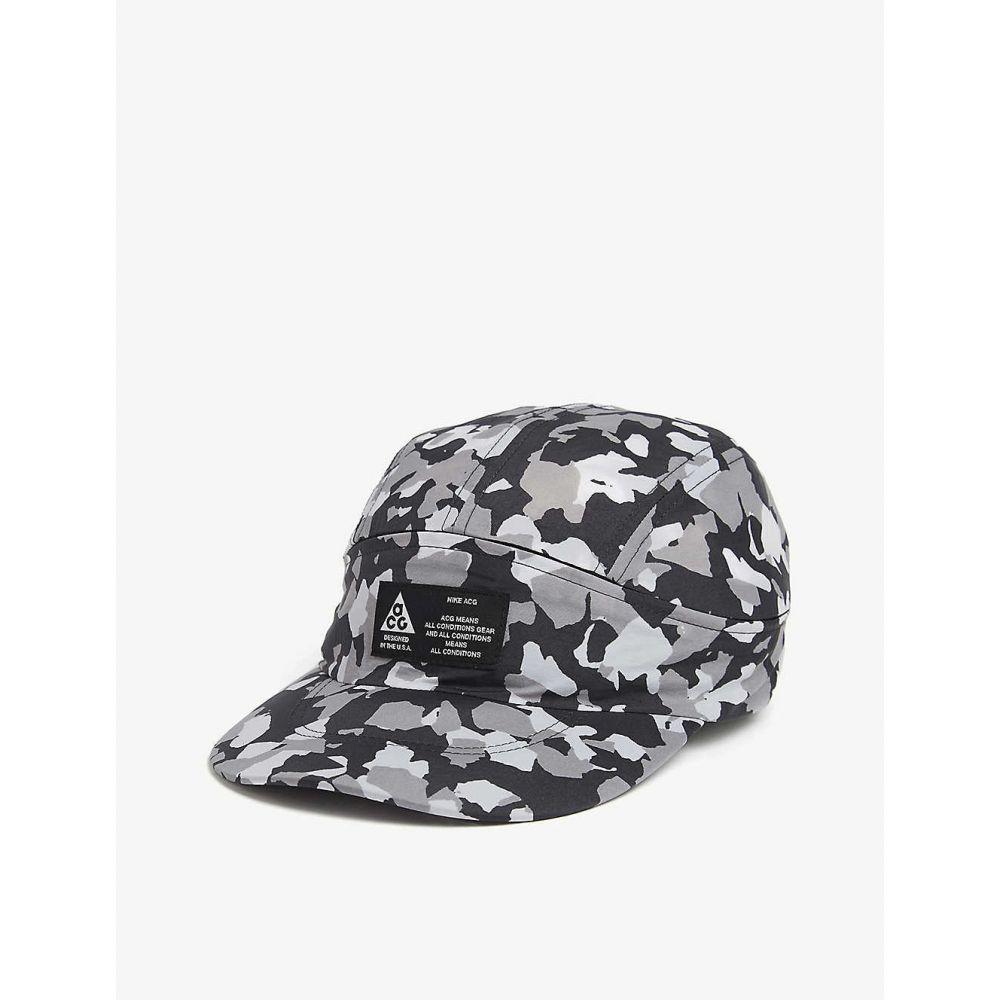 ナイキ レディース 帽子 サンバイザー 【サイズ交換無料】 ナイキ NIKE ACG レディース サンバイザー 帽子【tailwind camouflage visor cap】Black