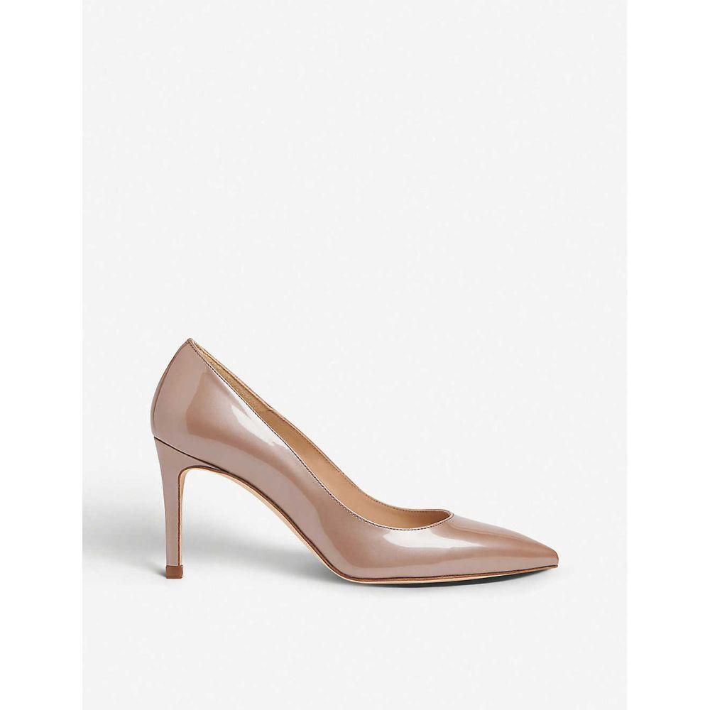 エルケーベネット LK BENNETT レディース パンプス シューズ・靴【Floret patent leather courts】BRO-TAUPE