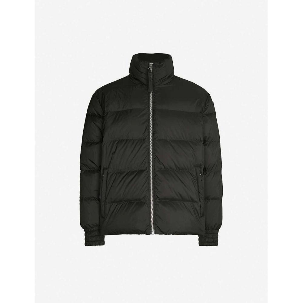 ムースナックル MOOSE KNUCKLES メンズ ダウン・中綿ジャケット アウター【Envy metallic padded shell-down puffer jacket】Black