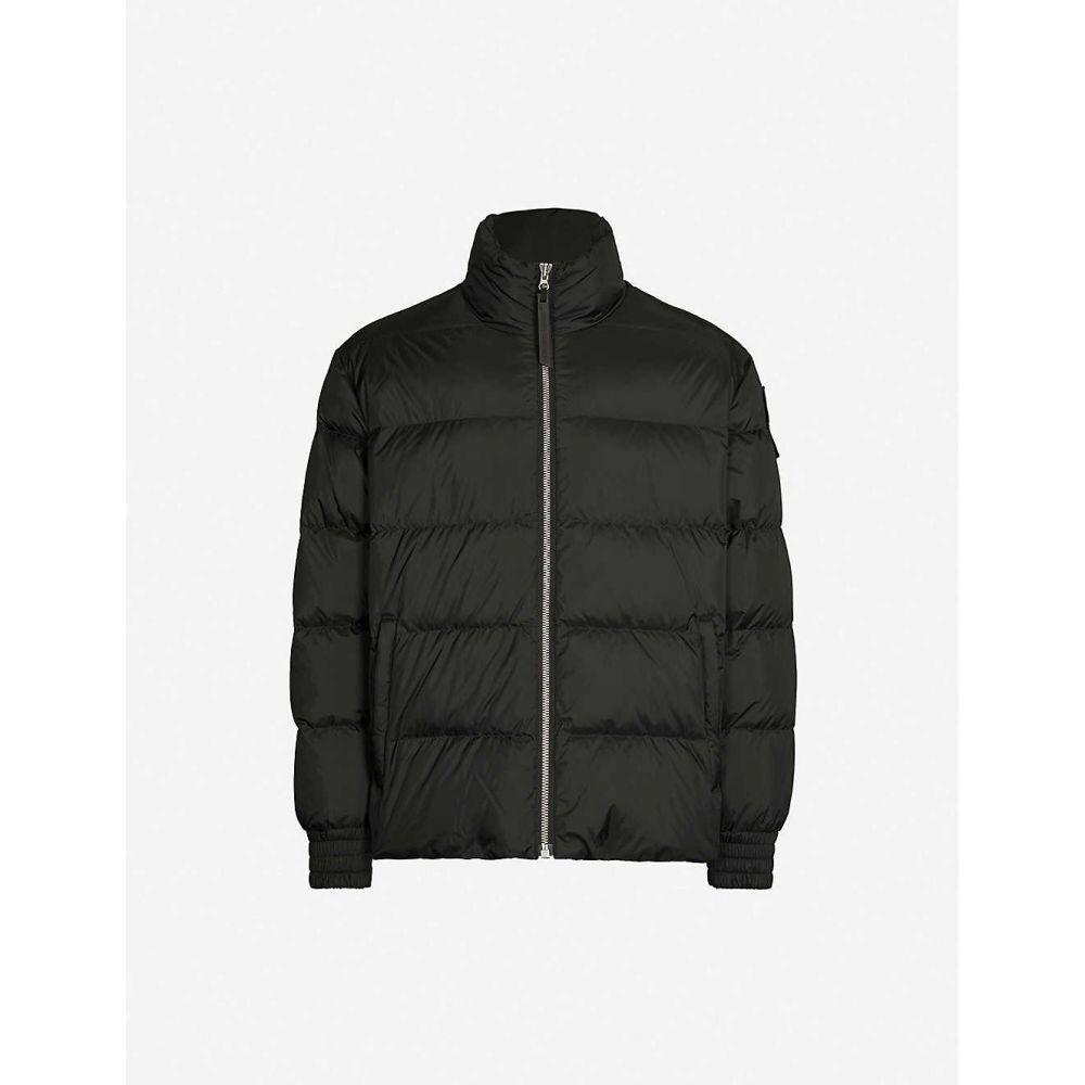 ムースナックル MOOSE KNUCKLES メンズ ダウン・中綿ジャケット アウター【Maginot shell-down puffer jacket】Black