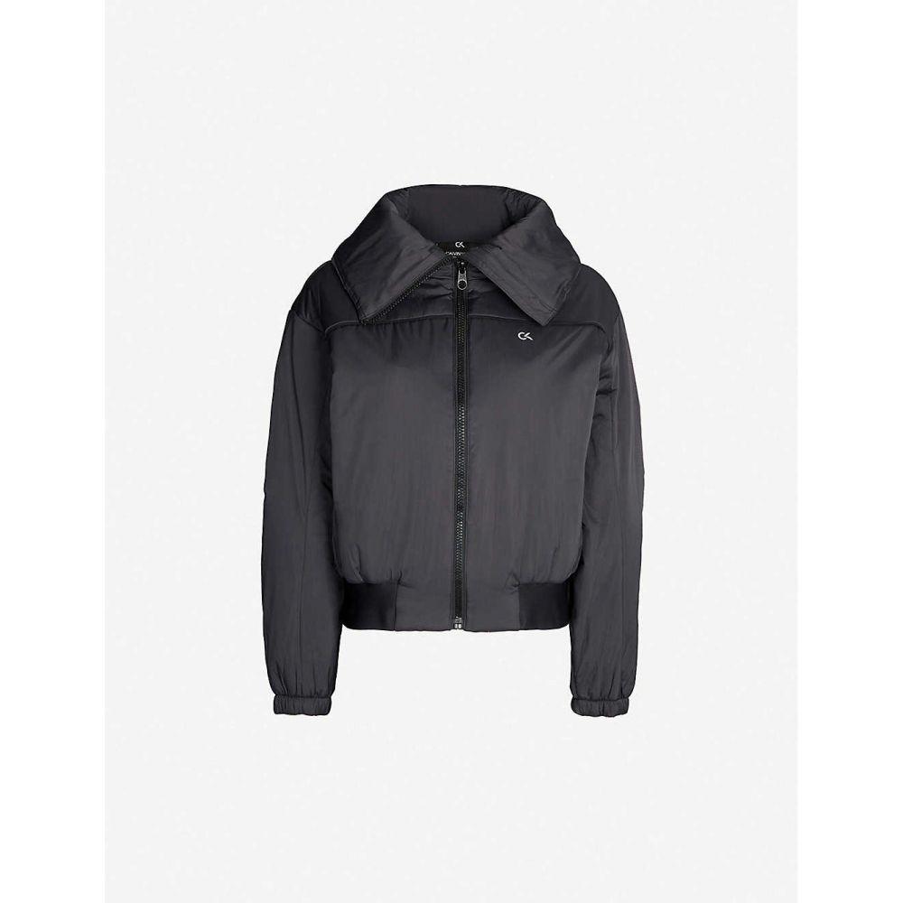 カルバンクライン CALVIN KLEIN レディース ブルゾン アウター【Performance lightweight padded jacket】ck black