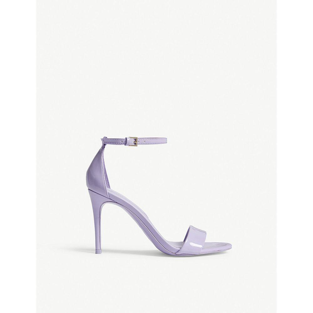 アルド ALDO レディース サンダル・ミュール シューズ・靴【Cally patent sandals】Lilac