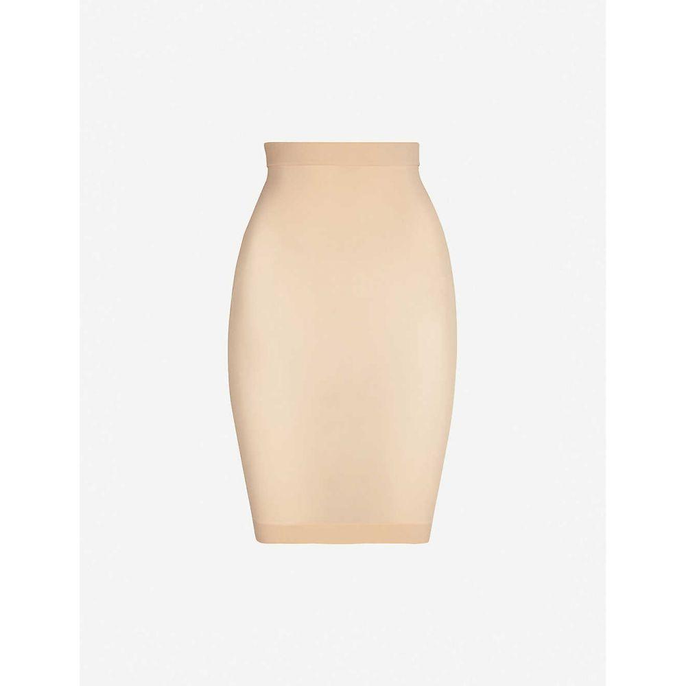 ウォルフォード WOLFORD レディース ミニスカート スカート【Individual Nature stretch-forming mini skirt】Nude