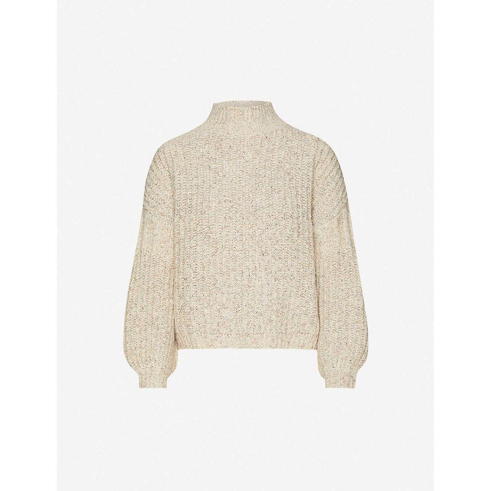 ホイッスルズ WHISTLES レディース ニット・セーター トップス【Turtleneck knitted jumper】Multicolour