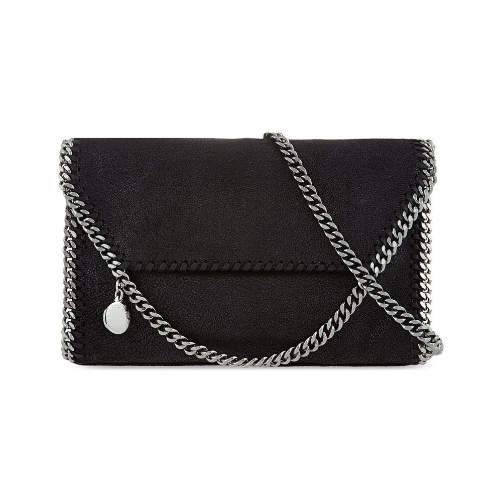 ステラ マッカートニー STELLA MCCARTNEY レディース ショルダーバッグ バッグ【Falabella cross-body bag】Black