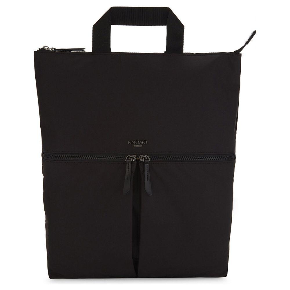クノモ KNOMO レディース トートバッグ バッグ【Dalston Reykjavik tote bag】Black