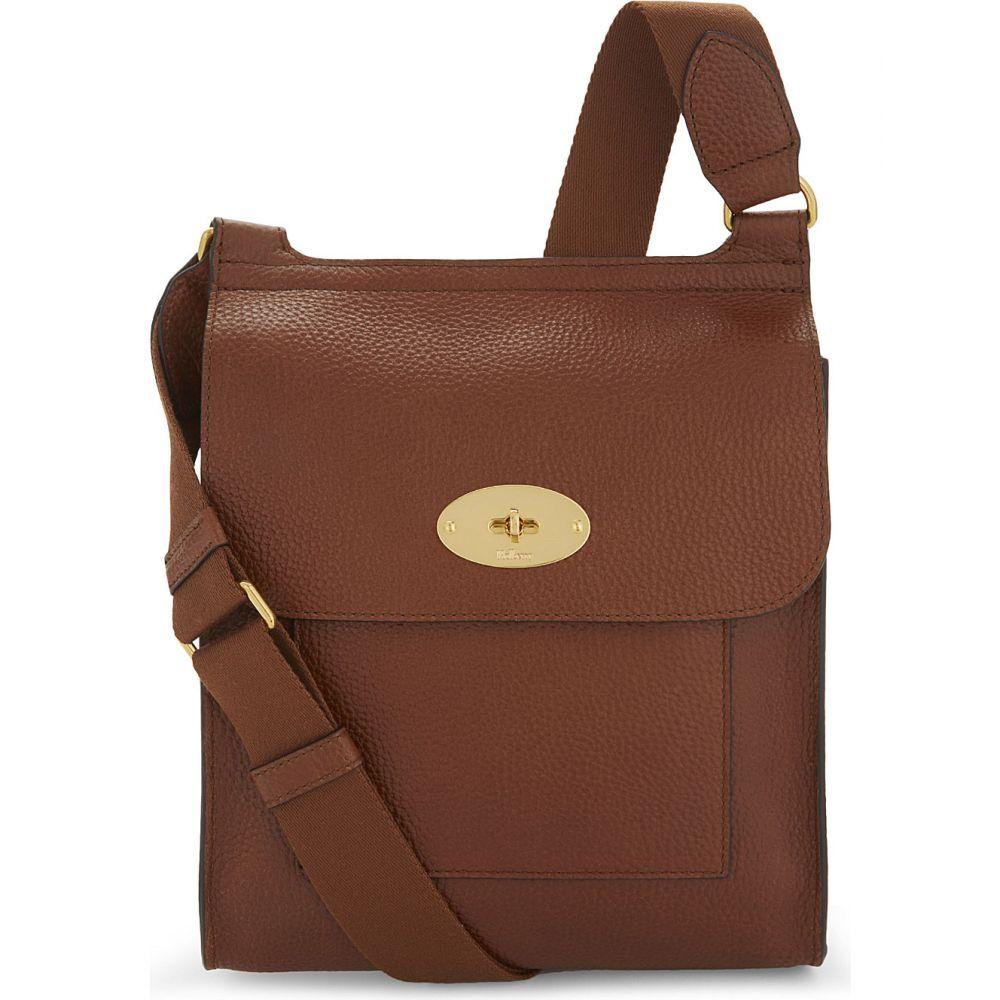 マルベリー MULBERRY レディース ショルダーバッグ バッグ【Antony grained leather cross-body bag】OAK