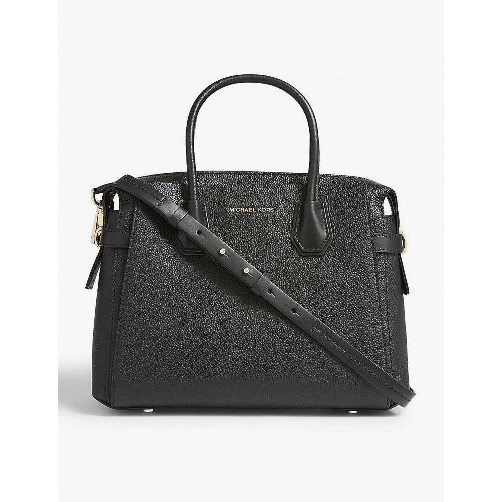 マイケル コース MICHAEL MICHAEL KORS レディース トートバッグ バッグ【Mercer leather tote bag】Black
